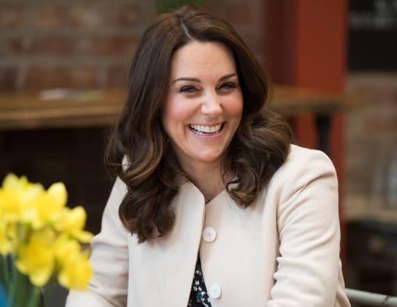 All of Duchess Kate's best pregnancy looks