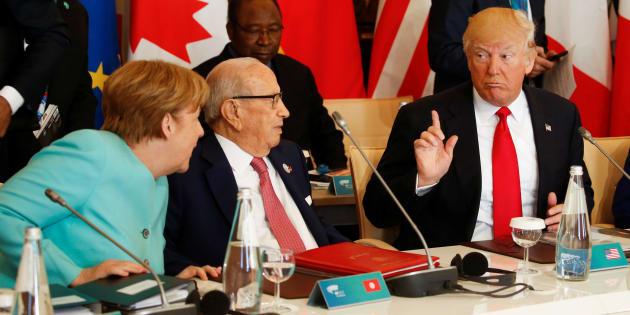 Accord de Paris : que risqueraient les Etats-Unis à quitter un tel traité international ?