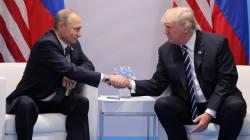 Putin y Trump: hasta que se les