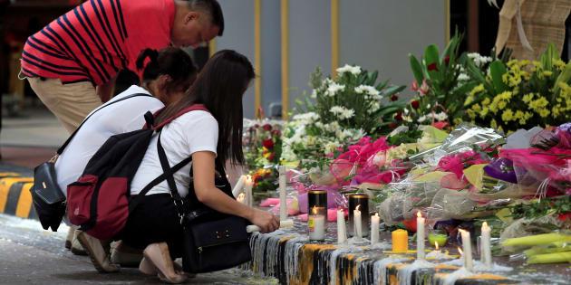 Attaque au casino de Manille: l'assaillant était accro au jeu, pas un terroriste