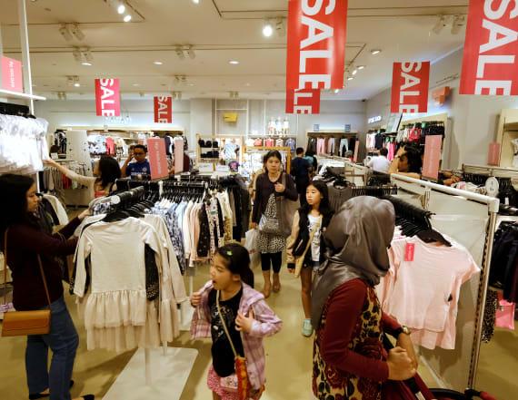 Retail workforce shaken by industry displacement