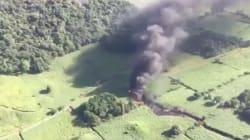Un muerto y cinco heridos tras una explosión de ductos de Pemex en