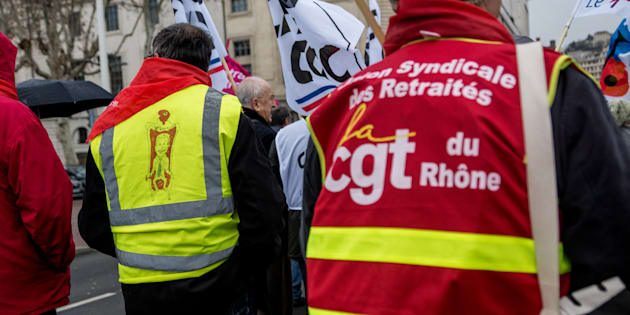 Ce mardi 5 février a lieu la grève nationale lancée par la CGT (image d'illustration).