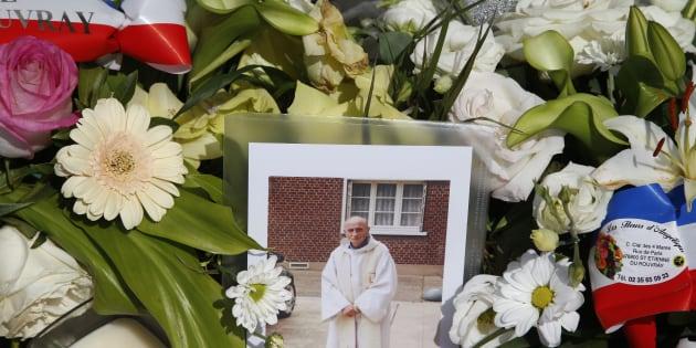 Le Père Hamel reste un témoin de l'espérance