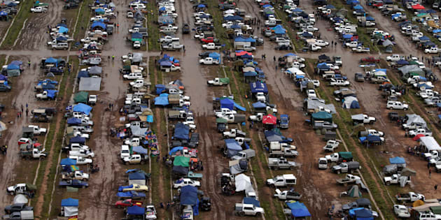 The Deni Ute Muster in Deniliquin, New South Wales REUTERS/Jason Reed