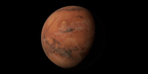 Il y a plus de glace que ce que l'on croyait sur Mars, et cela pourrait servir à l'exploration de la planète.