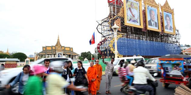 De peur de pousser ce pays encore plus dans les bras de la Chine, les pays occidentaux gardent un silence coupable face aux abus du régime cambodgien, même si la situation a été soulevée au Conseil des droits de l'homme de l'ONU.
