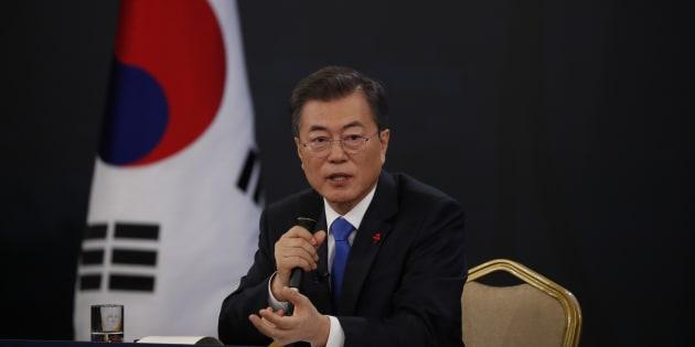 La Corée du Sud prête à un sommet avec le Nord pour avancer vers la paix.