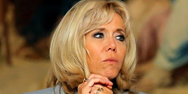 Brigitte Macron est