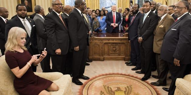 Les portables personnels bannis de la célèbre West Wing de la Maison Blanche