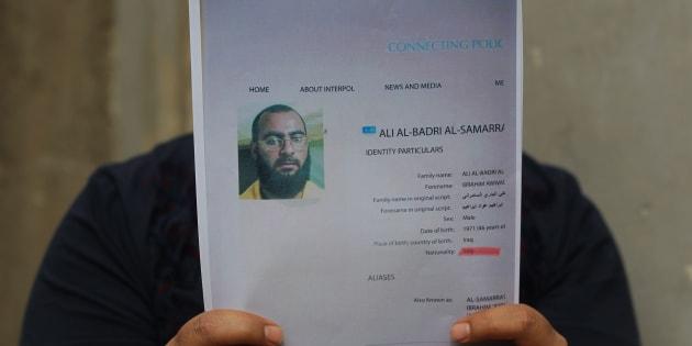 AHMAD AL-RUBAYE via Getty Images                       Abou Bakr al-Baghdadi