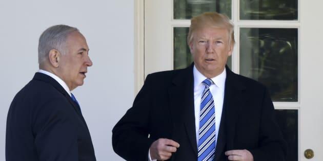 Israele attende un doppio regalo da Donald Trump