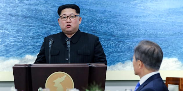 Kim Jong Un tras su reunión con Moon Jae-in, presidente surcoreano, avanzan los acuerdos por pacificar la región.