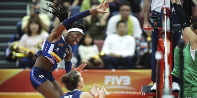 Italia in semifinale ai mondiali femminili di volley. Battut