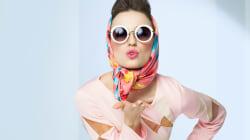 10 outfits que te enseñarán por qué las mascadas son el outfit