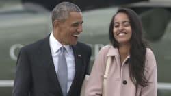 Malia Obama n'a jamais autant passionné que depuis qu'elle a quitté la Maison