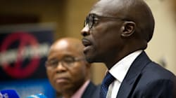 Gigaba Says He Is Trying Hard To Stop A Third Junk