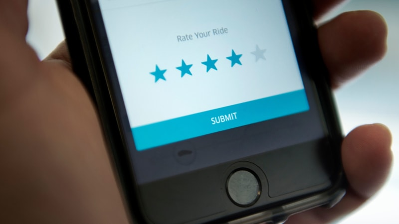 Are Lyft and Uber ratings fair to drivers? | Autoblog