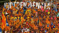 El independentismo vuelve a demostrar su fuerza con otra Diada