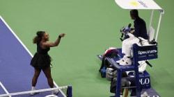 Serena Williams estalla contra el árbitro: