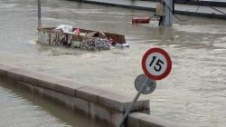 La crue de la Seine a atteint son pic maximum à 5,84