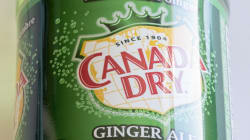 Canada Dry Is Being Sued Over Lack Of 'Real Ginger' In Ginger