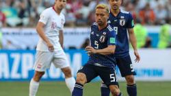 日本の「時間稼ぎ」パス回しに会場からは大ブーイング(ワールドカップ・ポーランド戦)