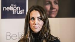 Comment Kate Middleton essaie de soigner son hyperemesis