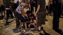 Los aterradores vídeos de los saqueos en París durante la fiesta por el Mundial llenan la