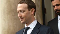Mark Zuckerberg a songé à vendre les données des utilisateurs