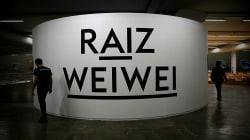 Ai Weiwei presenta su mayor exposición en Sao