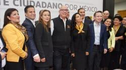 Zavala, Moreno Valle y Aureoles piden elegir al candidato de Frente Ciudadano, mediante