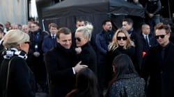 Mort de Johnny Hallyday: Emmanuel Macron a passé la nuit à écrire un discours qui