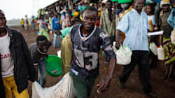 Horror And Fear Grip Survivors Of Congo's Hidden