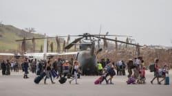 Les Canadiens qui souhaitaient être évacués après l'ouragan Irma l'ont