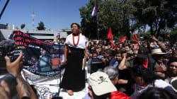 Marichuy se registra en el INE como candidata para la