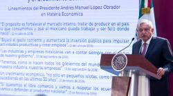 Anuncia AMLO Consejo para el Fomento a la Inversión; buscará duplicar crecimiento