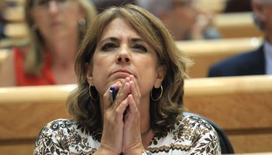 El Senado reprueba a Delgado por su actuación ante el caso