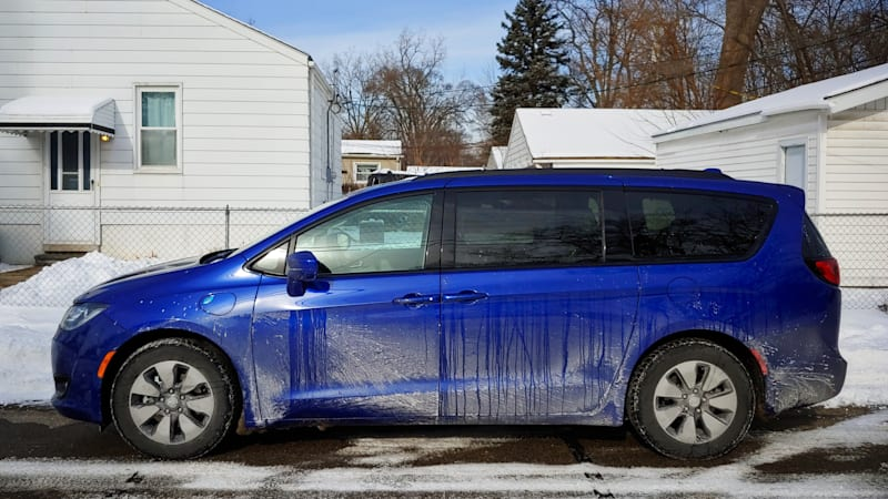 Our Long Term 2018 Chrysler Pacifica Hybrid Has Been In The Fleet For About Six Months Now And Is Quickly Aculating More Miles Than Most Of