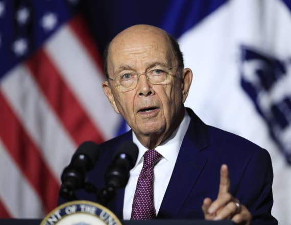 U.S. Commerce chief to federal workers: Get a loan