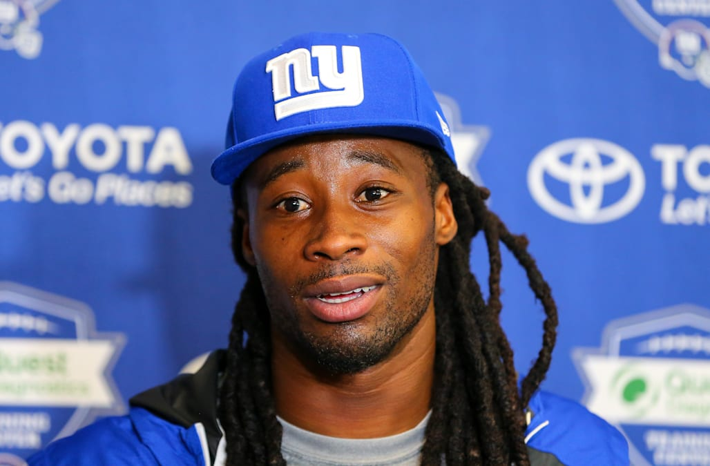 Police are investigating the discovery of a dead body found at the New  Jersey home of New York Giants cornerback Janoris Jenkins 8666c786b