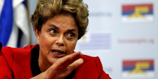 Andres Stapff  Reuters                       A assessoria de Pimentel bem como a de Rousseff e a da JBS ainda não comentaram sobre o caso