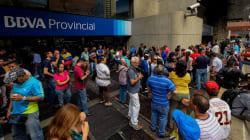 Caos en Venezuela por la salida de circulación de billetes de 100