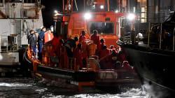 Salvamento Marítimo rescata a 151 migrantes en el Mar de