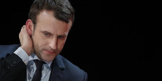 La proposition illégale et/ou sans intérêt d'Emmanuel Macron pour s'éviter des frondeurs