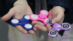 Les «fidget spinners» ont été inventés pour répandre la paix au