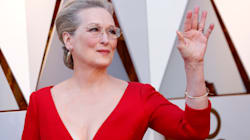 Meryl Streep Looks Exactly Like The 'Shrek' Fairy Godmother At The