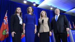BLOGUE Dernier débat de la course à la chefferie du Parti conservateur de