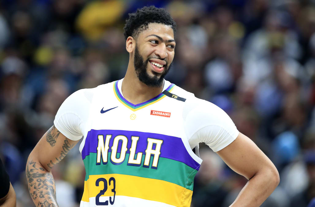 Report Davis Wants Deal To Lakers Or Knicks Aol News