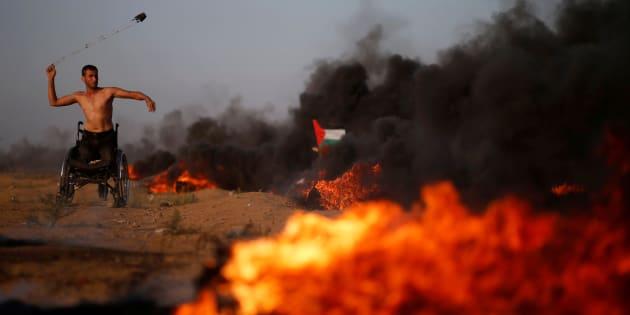 La tragédie à laquelle nous assistons dans la bande de Gaza n'est pas le résultat d'une opposition binaire, mais d'un affrontement entre trois acteurs.